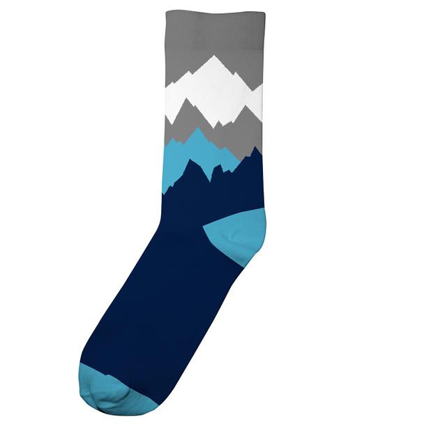 Socks Sigtuna Mountain Navy