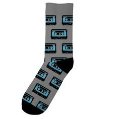 Socks Sigtuna Tapes Grey
