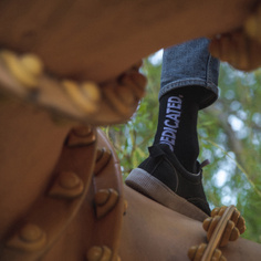 Socks Sigtuna Dedicated Logo Black
