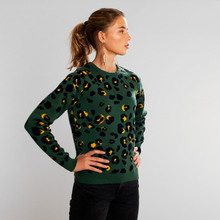 Sweater Arendal Lynx Green