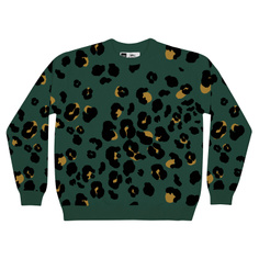 Sweater Arendal Lynx Green