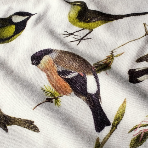 T-shirt Baby Autumn Birds