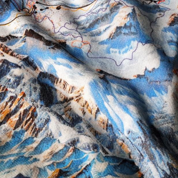 Sweatshirt Katthult Ski Area