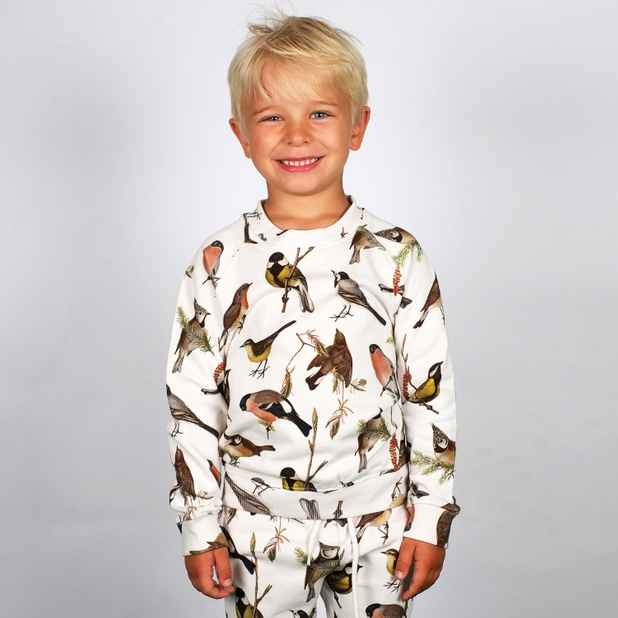 Sweatshirt Katthult Autumn Birds