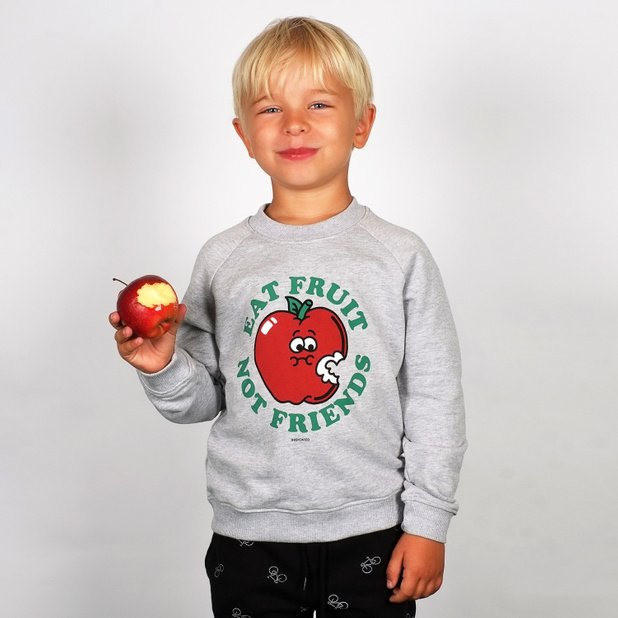 Sweatshirt Katthult Eat Fruit