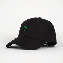 Sport Cap Palm Black