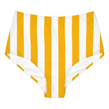 Bikini Pants Slite Big Stripes
