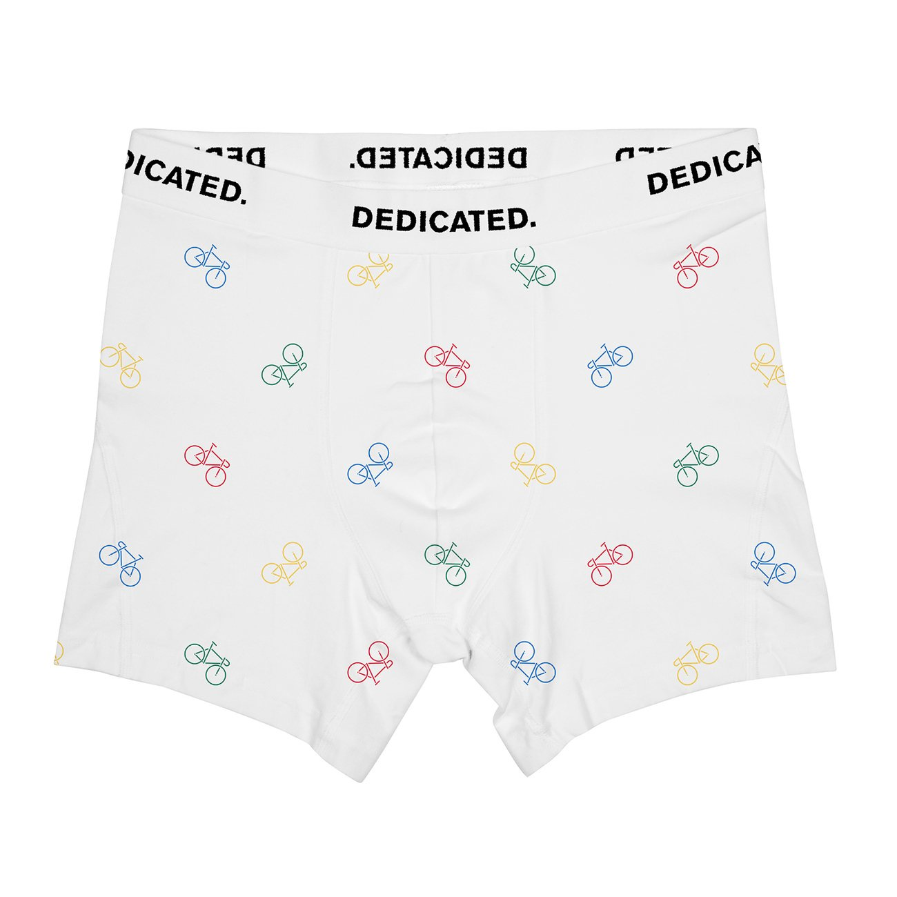 Boxer Briefs Kalix Bike Pattern White