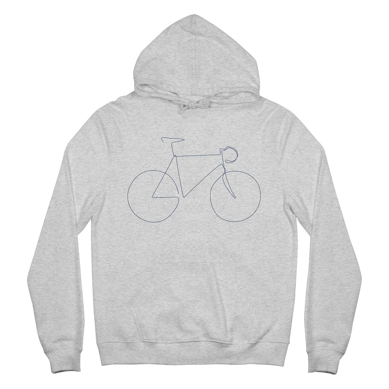 Hoodie Falun Bicycle