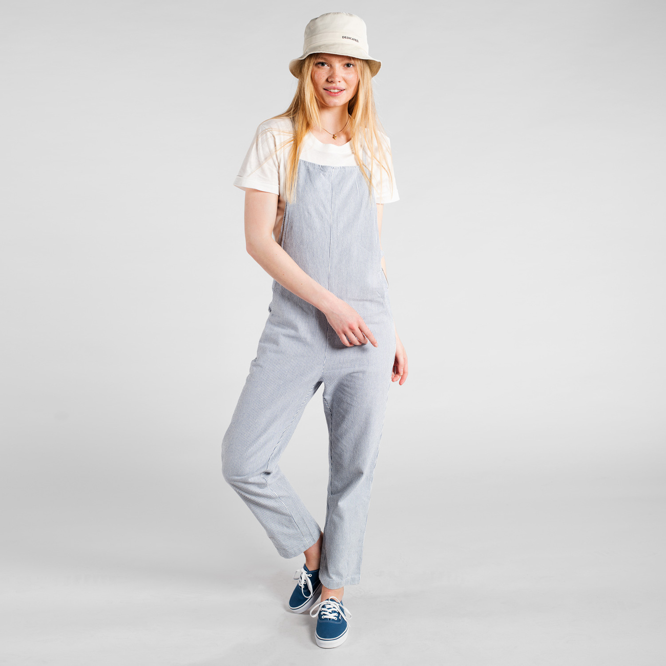 Jumpsuit Emmaboda Thin Stripes