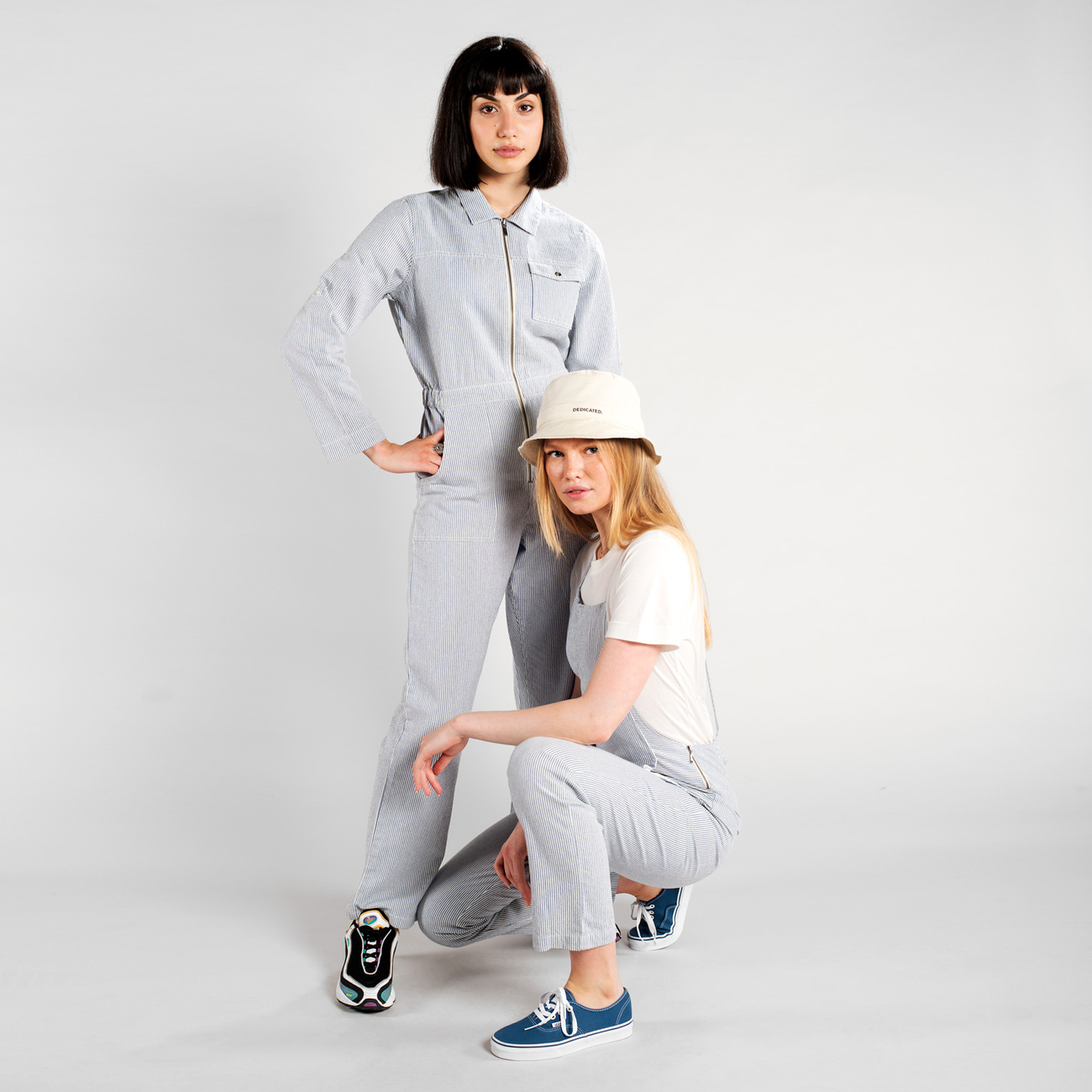 Jumpsuit Emmaboda Thin Stripes