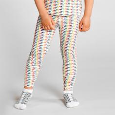 Leggings Lummelunda Fuck Racism Stripes