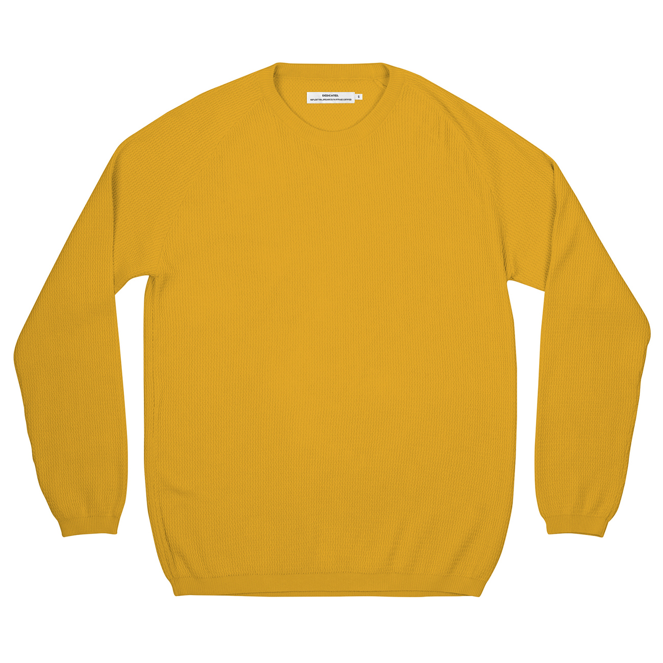 Sweater Kalmar Yellow