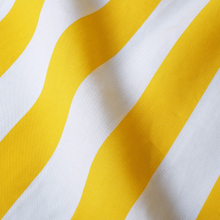 Shirt Dorothea Big Stripes Yellow