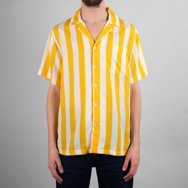 Shirt Short Sleeve Marstrand Big Stripes