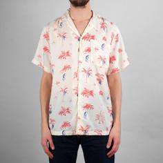 Shirt Short Sleeve Marstrand Monkey Trees