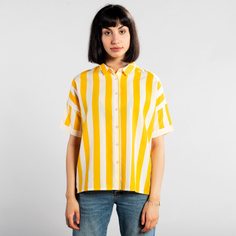 Shirt Short Sleeve Nibe Big Stripes