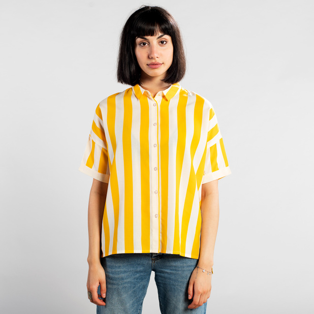 Shirt Short Sleeve Nibe Big Stripes