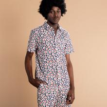Shirt Short Sleeve Sandefjord Daisy