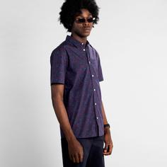 Shirt Short Sleeve Sandefjord Paisley