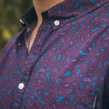 Shirt Varberg Paisley