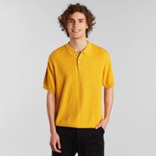 Sweater Short Sleeve Gnesta Yellow