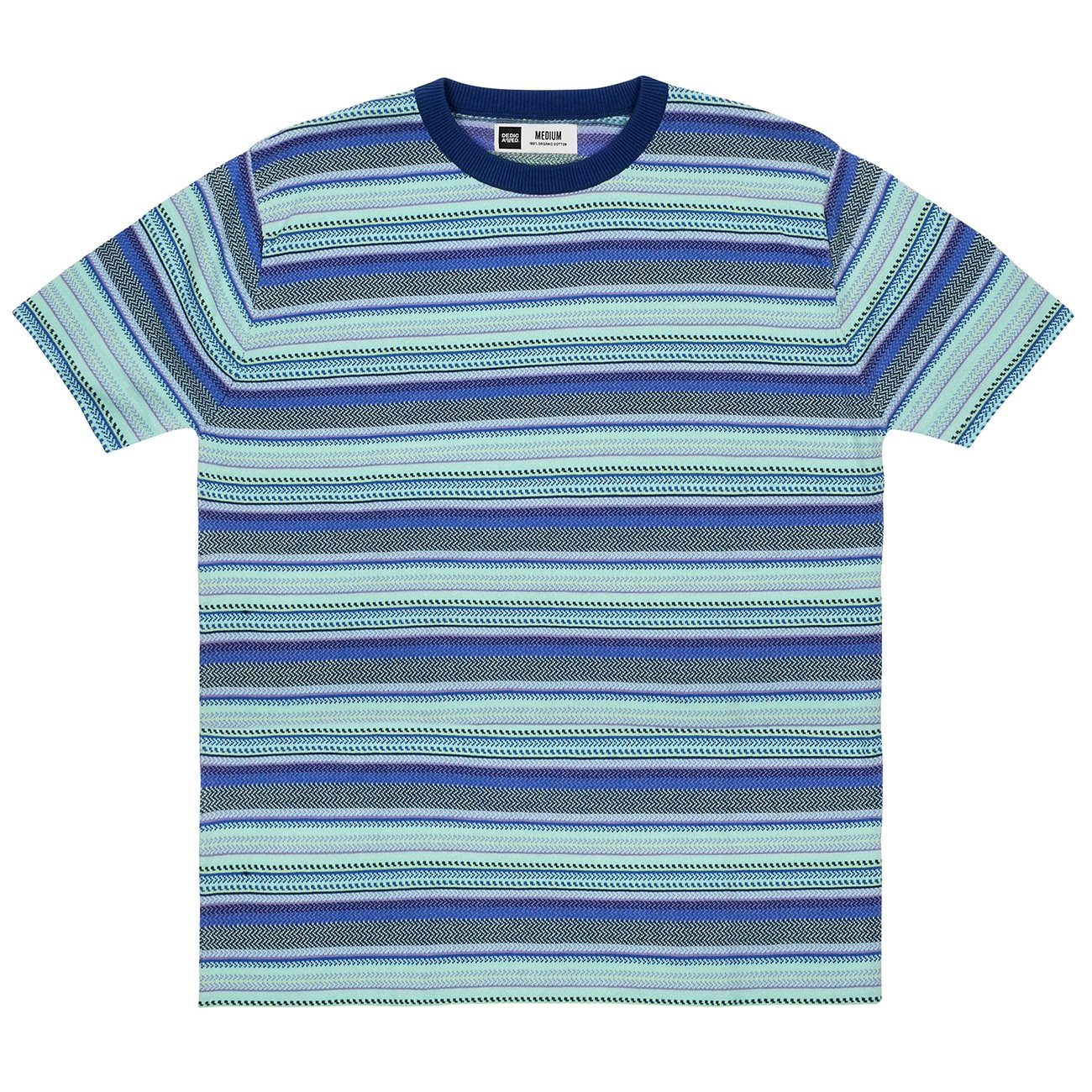 T-shirt Knitted Husum Blue