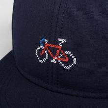 Snapback Cap Stitch Bike