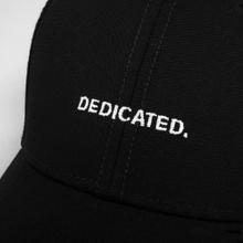 Sport Cap Dedicated Logo Black