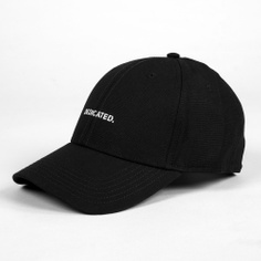 Sport Cap Dedicated Logo Black
