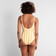 Sport Swimsuit Rana Big Stripes