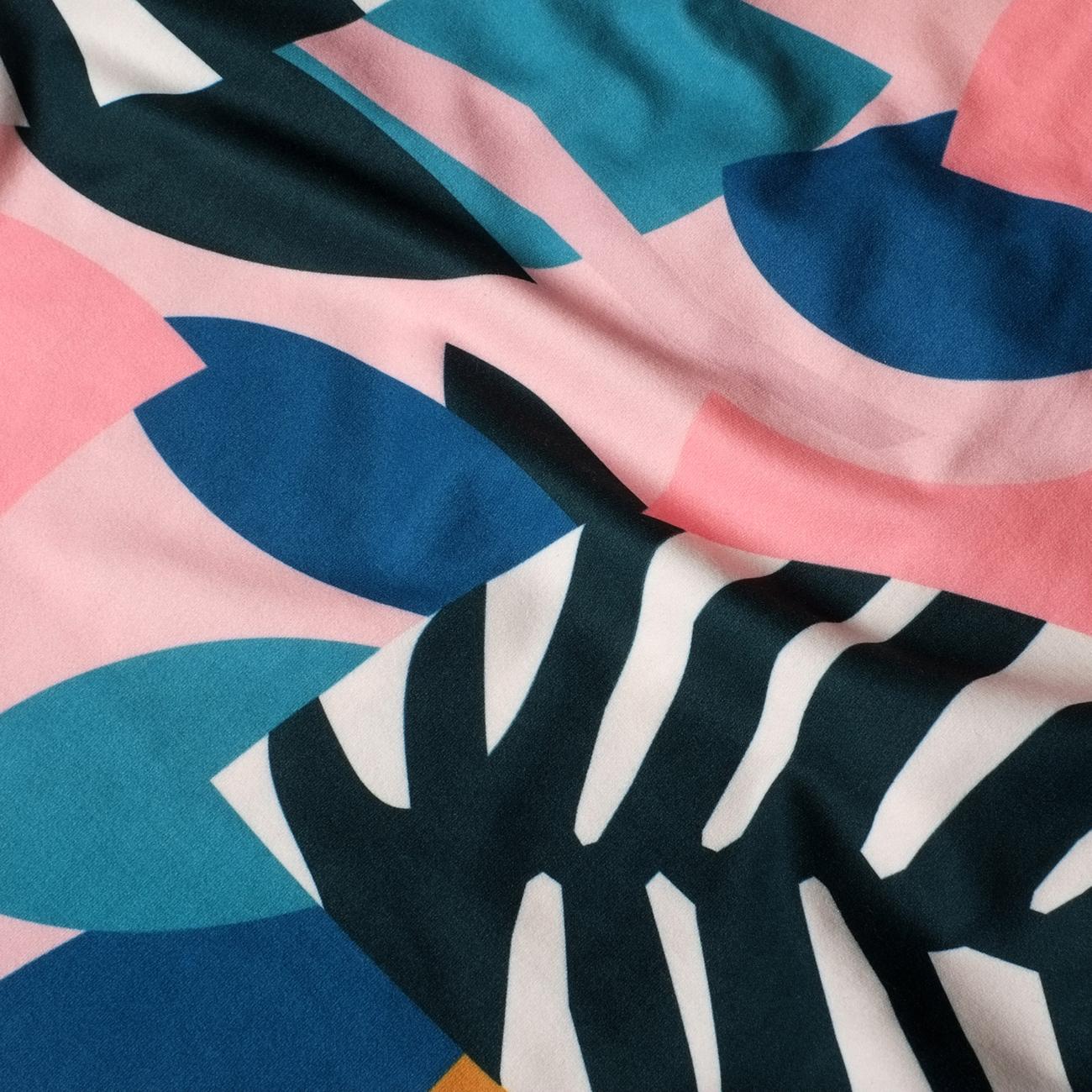 Surfsuit Tofta Collage Leaves