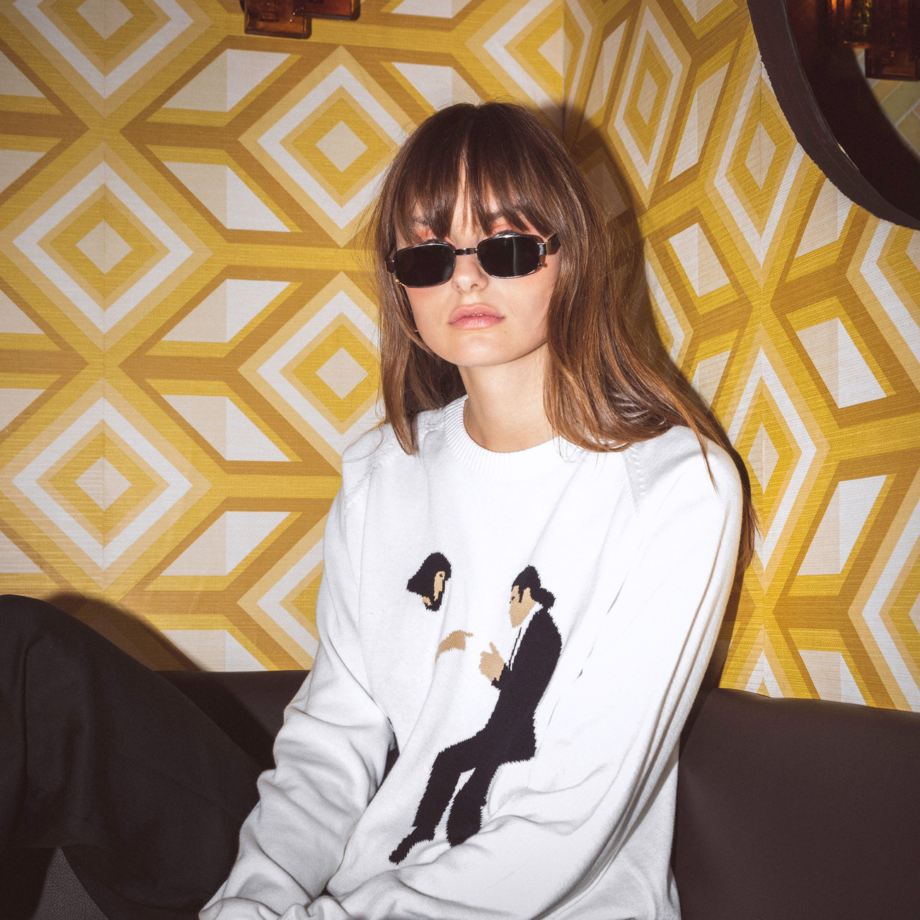 Sweater Arendal Pulp Fiction Dance