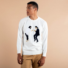 Sweater Mora Pulp Fiction Dance