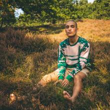 Sweater Mora Deep Forest Pink