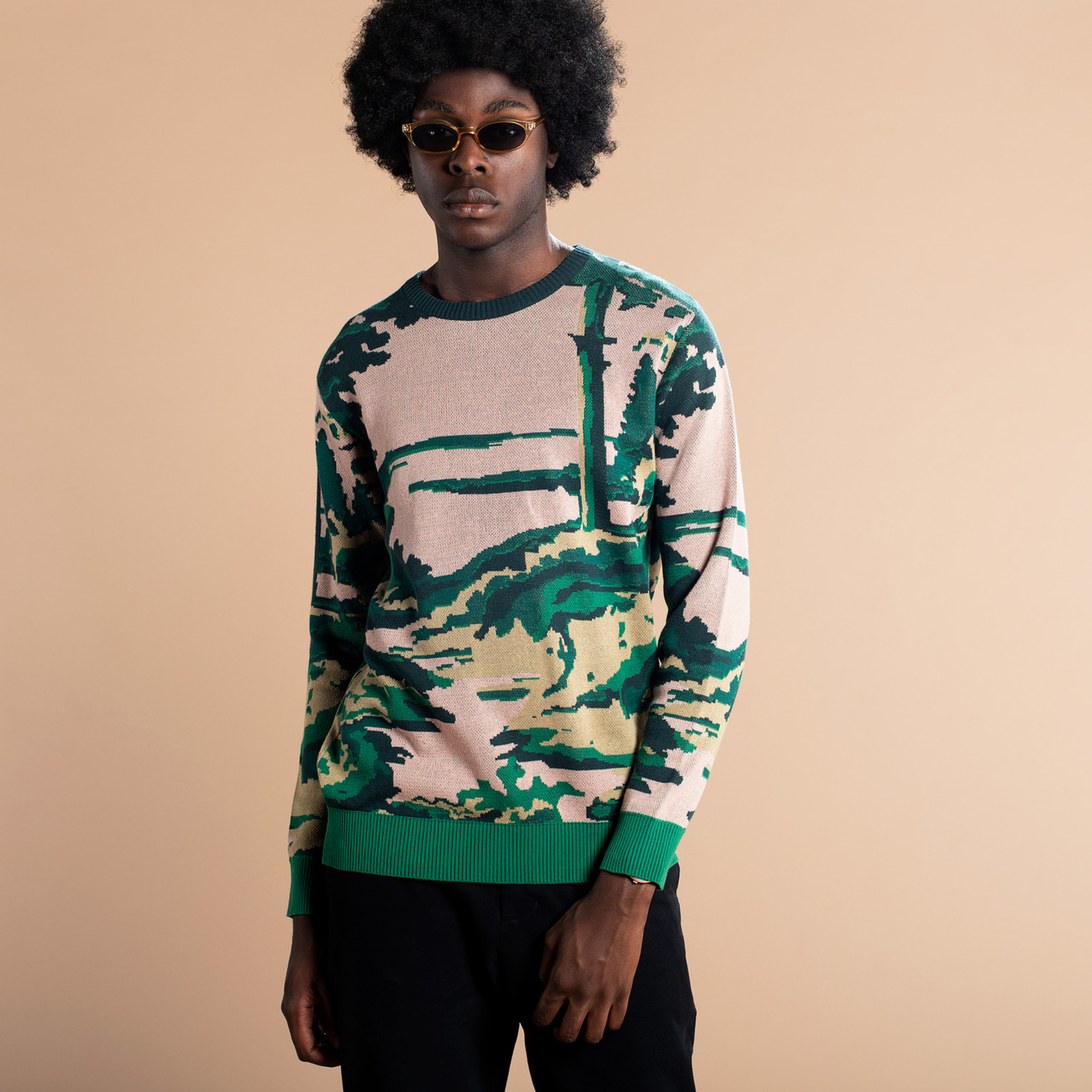 Sweater Mora Deep Forest