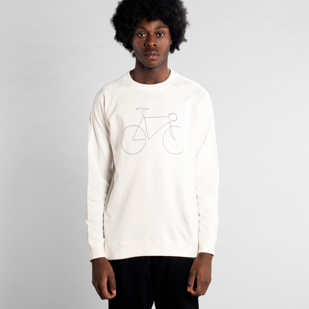 Sweatshirt Malmoe Bicycle