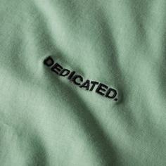 Sweatshirt Malmoe Dedicated Logo
