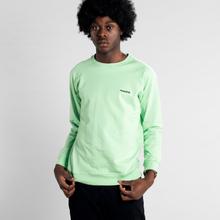 Sweatshirt Malmoe Dedicated Logo Mint