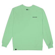 Sweatshirt Malmoe Dedicated Logo Mint
