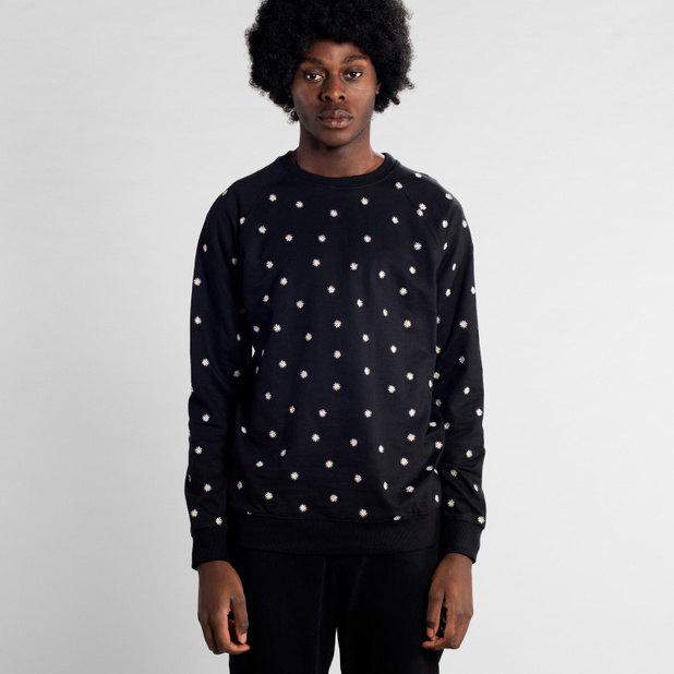 Sweatshirt Malmoe Flowers