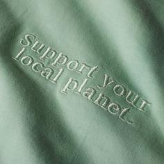 Sweatshirt Malmoe Planet Support