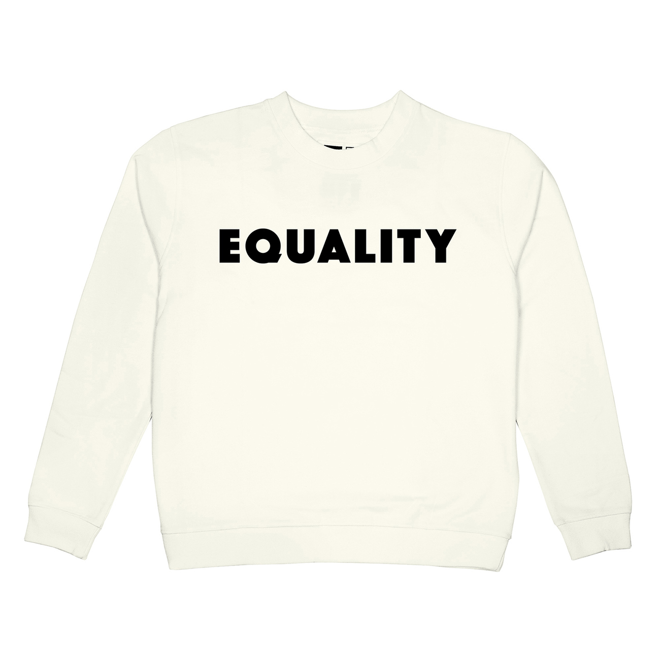 Sweatshirt Ystad Equality Off-White