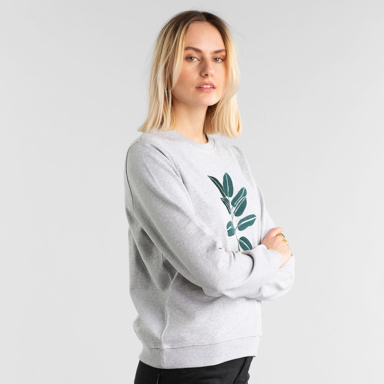Sweatshirt Ystad Plant