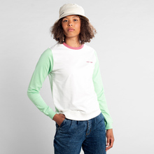 Sweatshirt Ystad Split Off-White