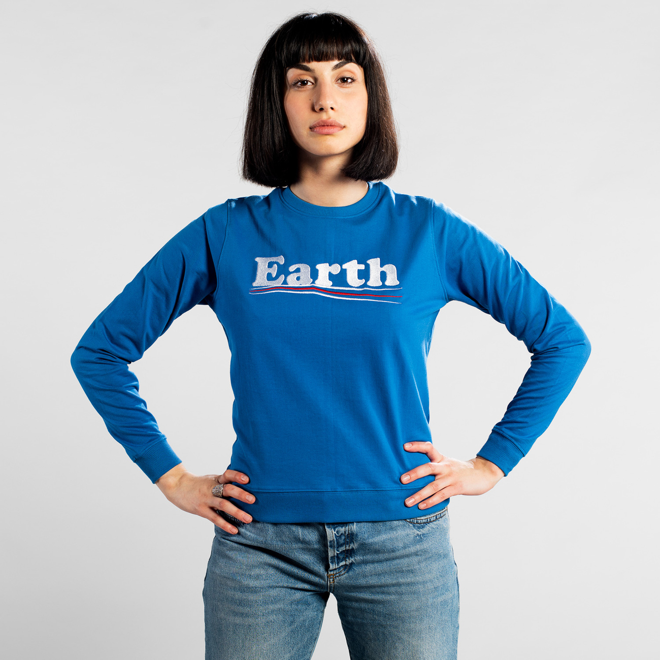 Sweatshirt Ystad Vote Earth