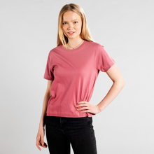 T-shirt Mysen Base Rose