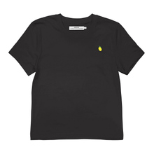 T-shirt Mysen Lemon Black