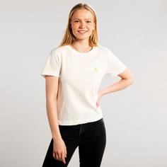 T-shirt Mysen Lemon Off-White