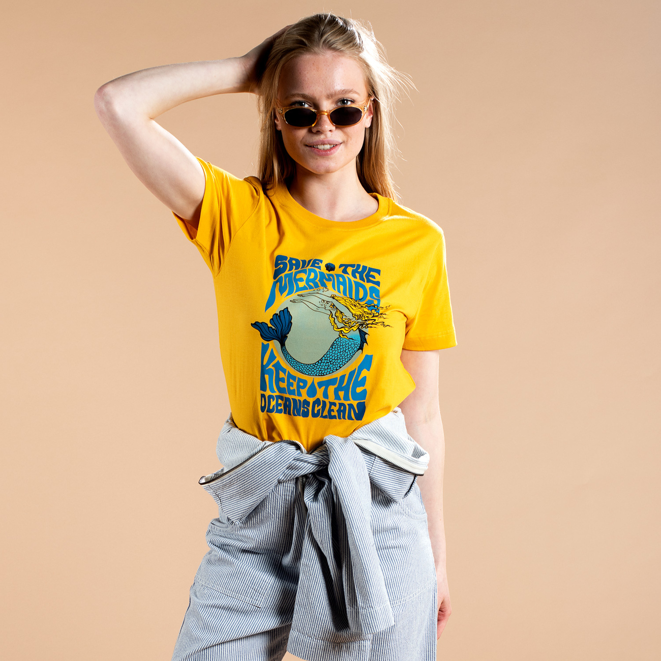 T-shirt Mysen Mermaids